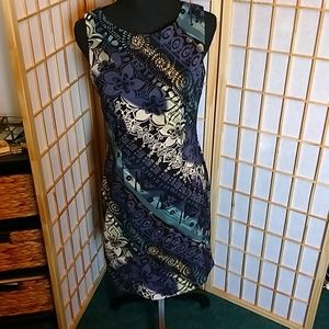 Connected Apparel Sheath Dress Size 5